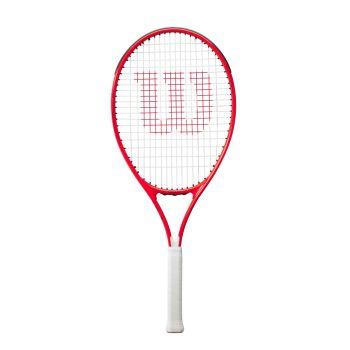 Wilson ROGER FEDERER 26, dječji reket za tenis, crvena