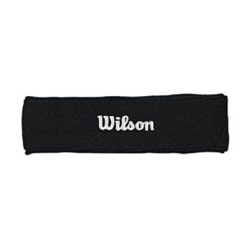 Wilson HEADBAND, znojnik teniski, crna