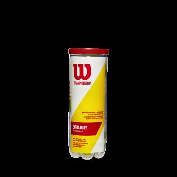 Wilson CHAMP XD 3 BALL, teniska loptica, žuta