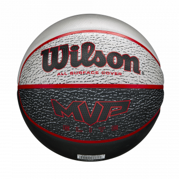 Wilson MVP ELITE BSKT RB, košarkaška lopta, siva