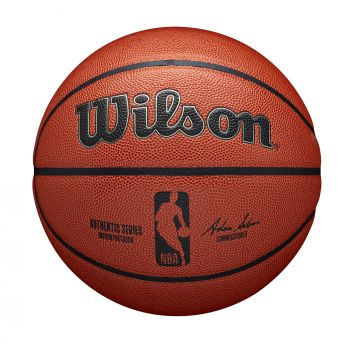 Wilson NBA AUTHENTIC INDOOR OUTDOOR, košarkaška lopta, smeđa