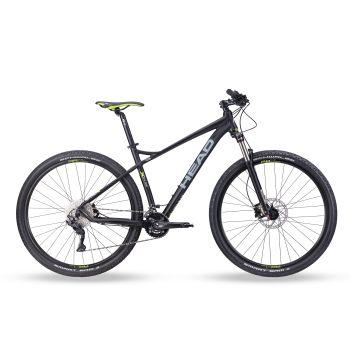 Head X-RUBI II, muški brdski bicikl, crna