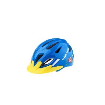 Head KID Y11A OUT-MOULD, dječja biciklistička kaciga, plava