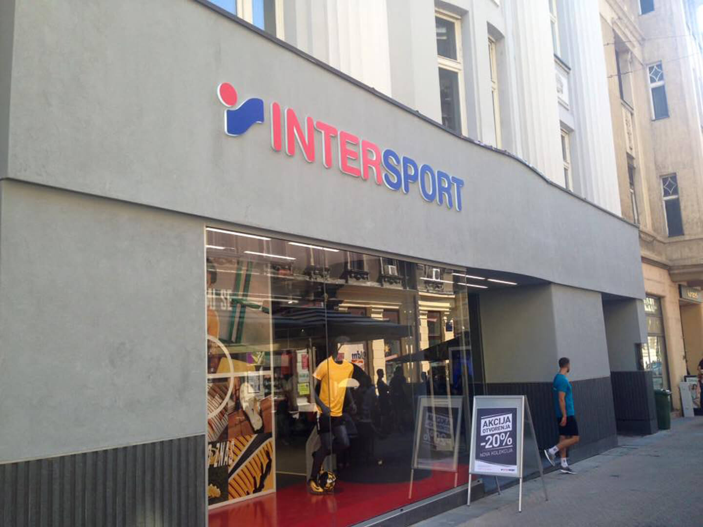 INTERSPORT ZAGREB 8 PETRINJSKA