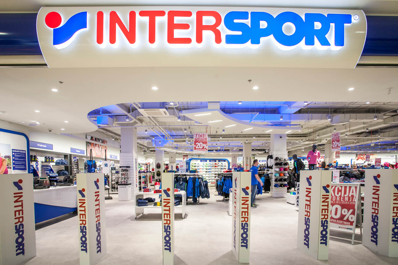 INTERSPORT SPLIT 4 MALL OF SPLIT