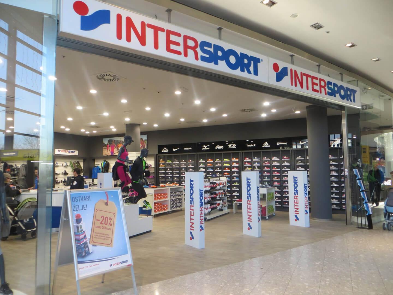 INTERSPORT ZAGREB 6 GARDEN MALL