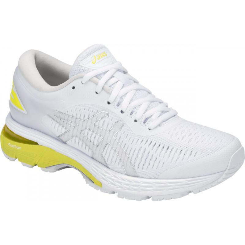 Asics GEL-KAYANO 25, ženske tenisice za trčanje, bijela