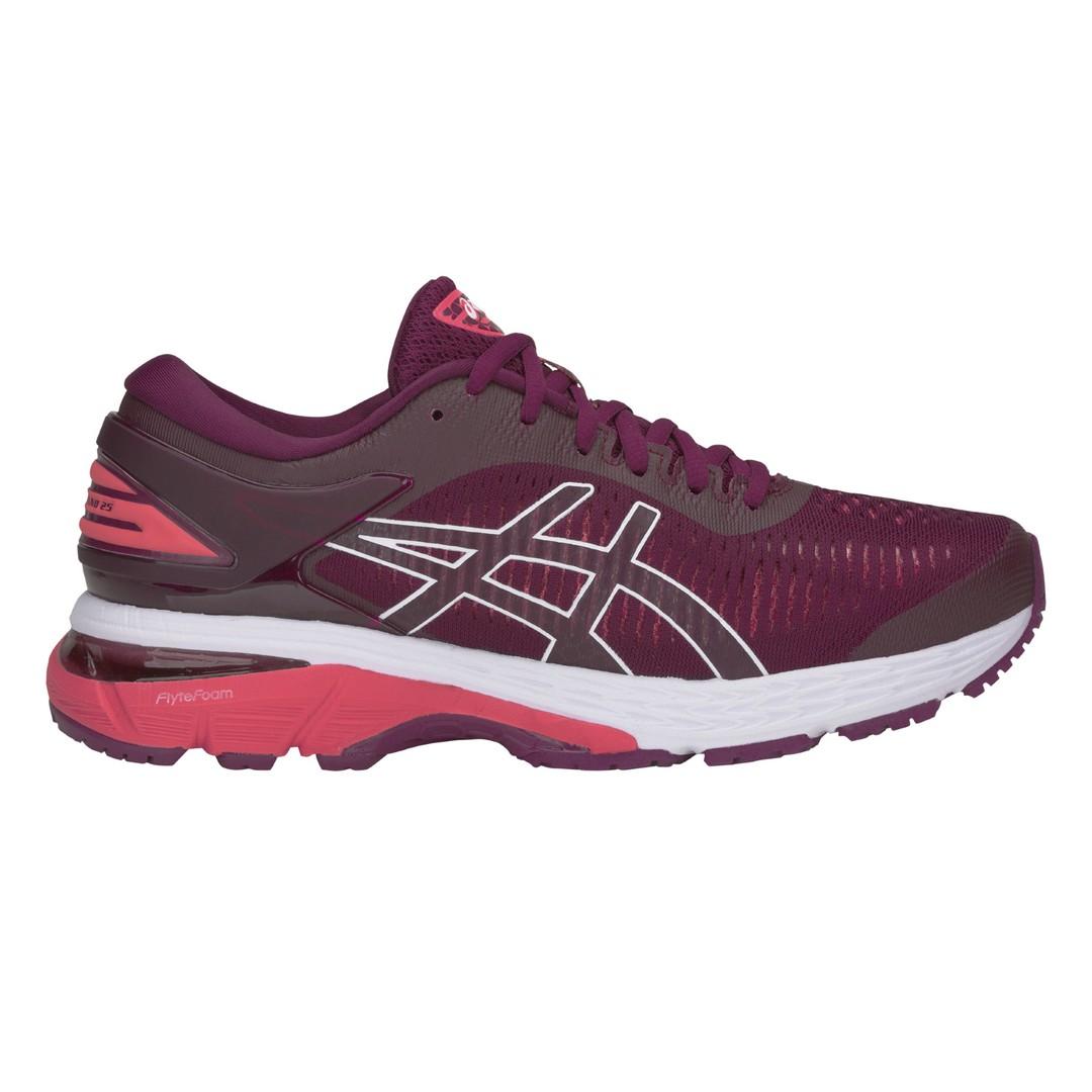 Asics GEL-KAYANO 25, ženske tenisice za trčanje, crvena