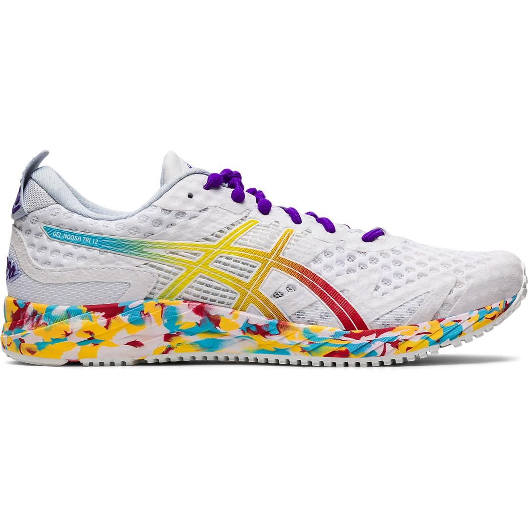 Asics GEL-NOOSA TRI 12, ženske tenisice za trčanje, bijela