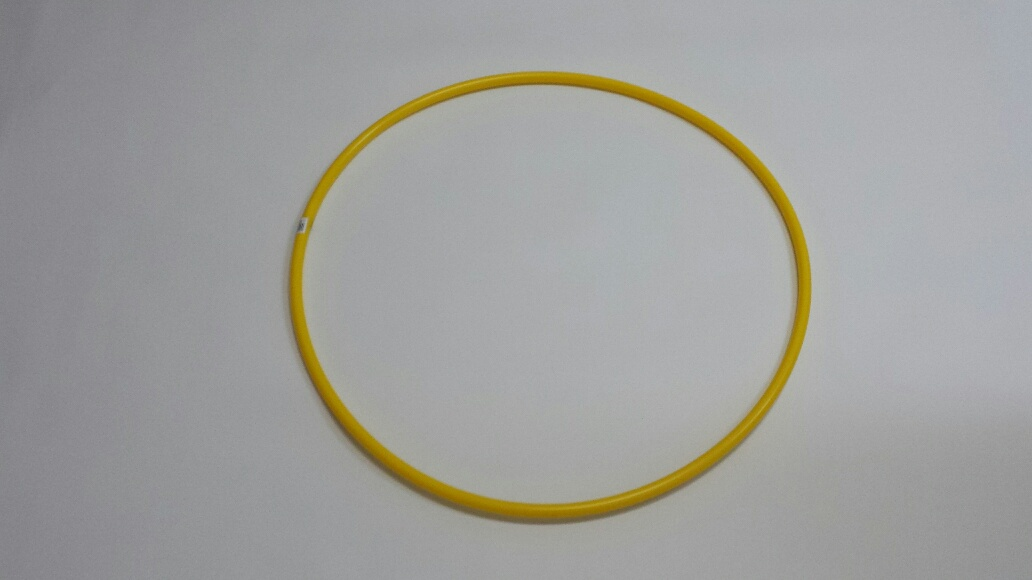 Rucanor HULA HOOP, žuta