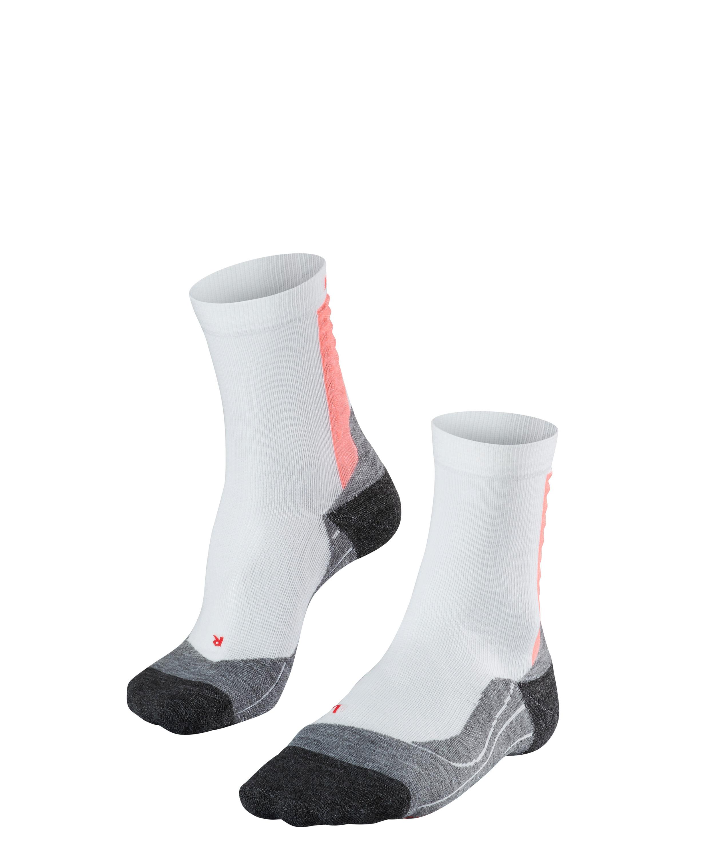 Falke FALKE ACHILLES, muške čarape za trčanje, bijela