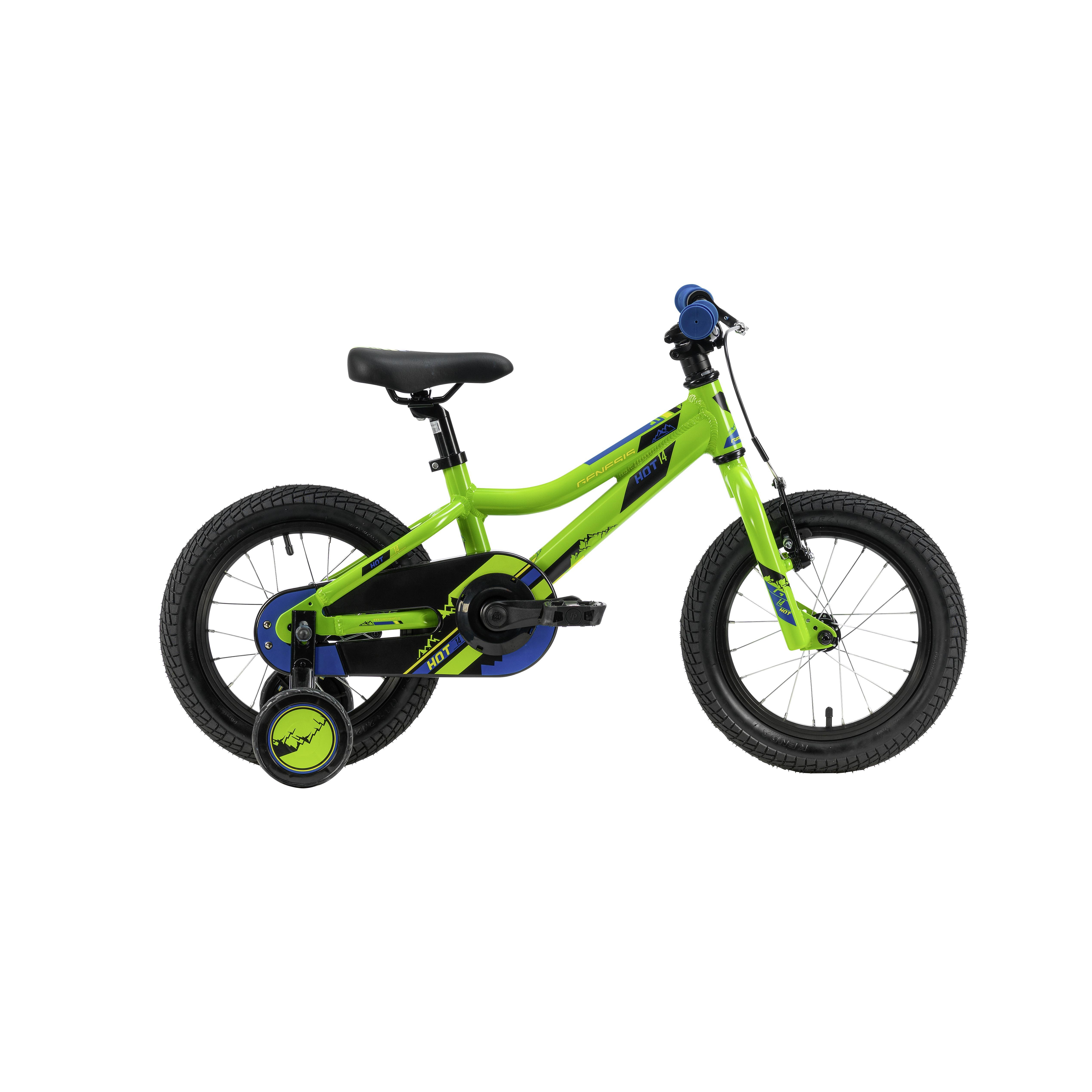 Genesis HOT 14, dječji bicikl, zelena