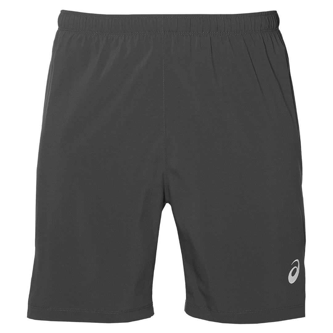 Asics SILVER 7IN 2-1 SHORT, muške kratke hlače za trčanje, crna