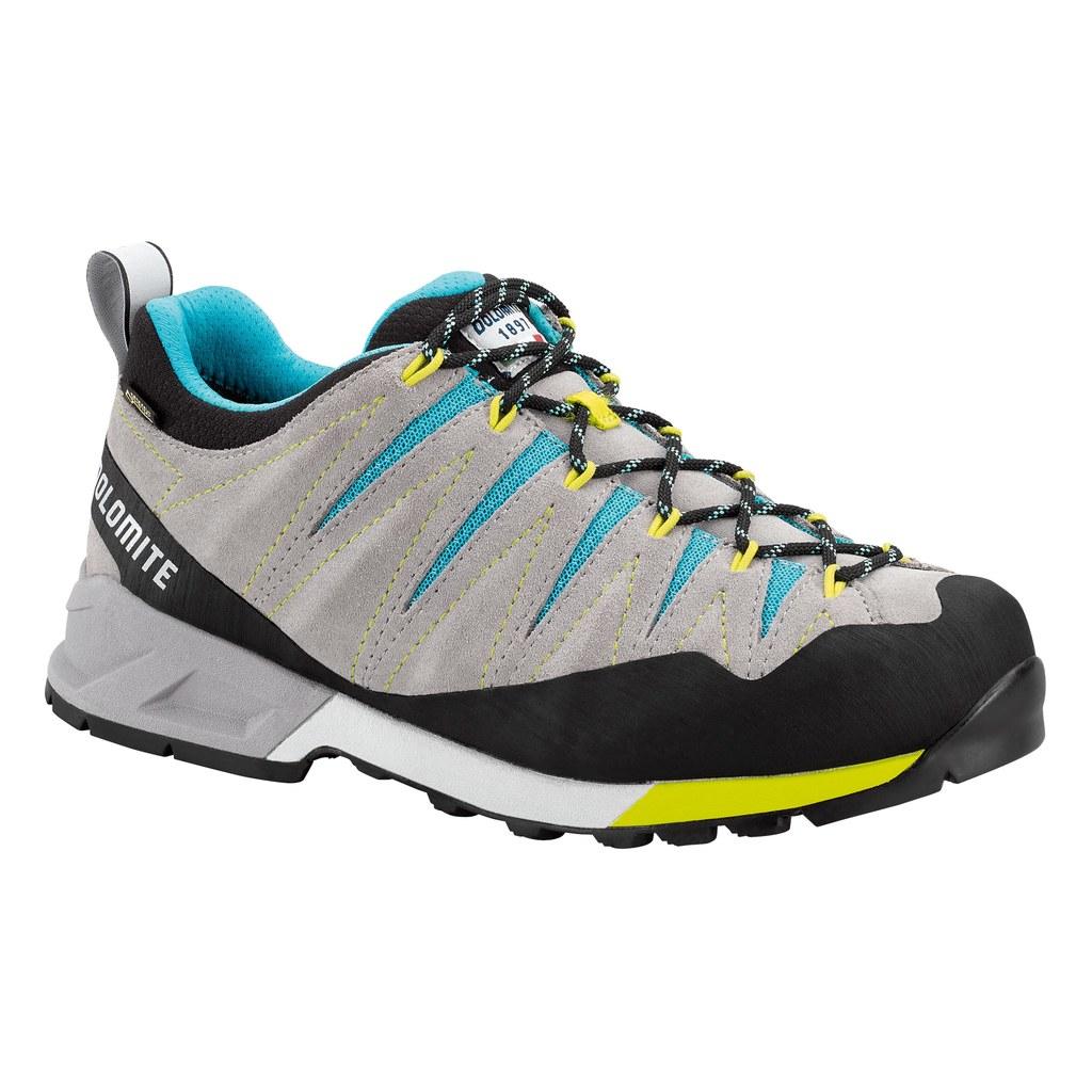 Dolomite CRODAROSSA GTX W, cipele za planinarenje, siva