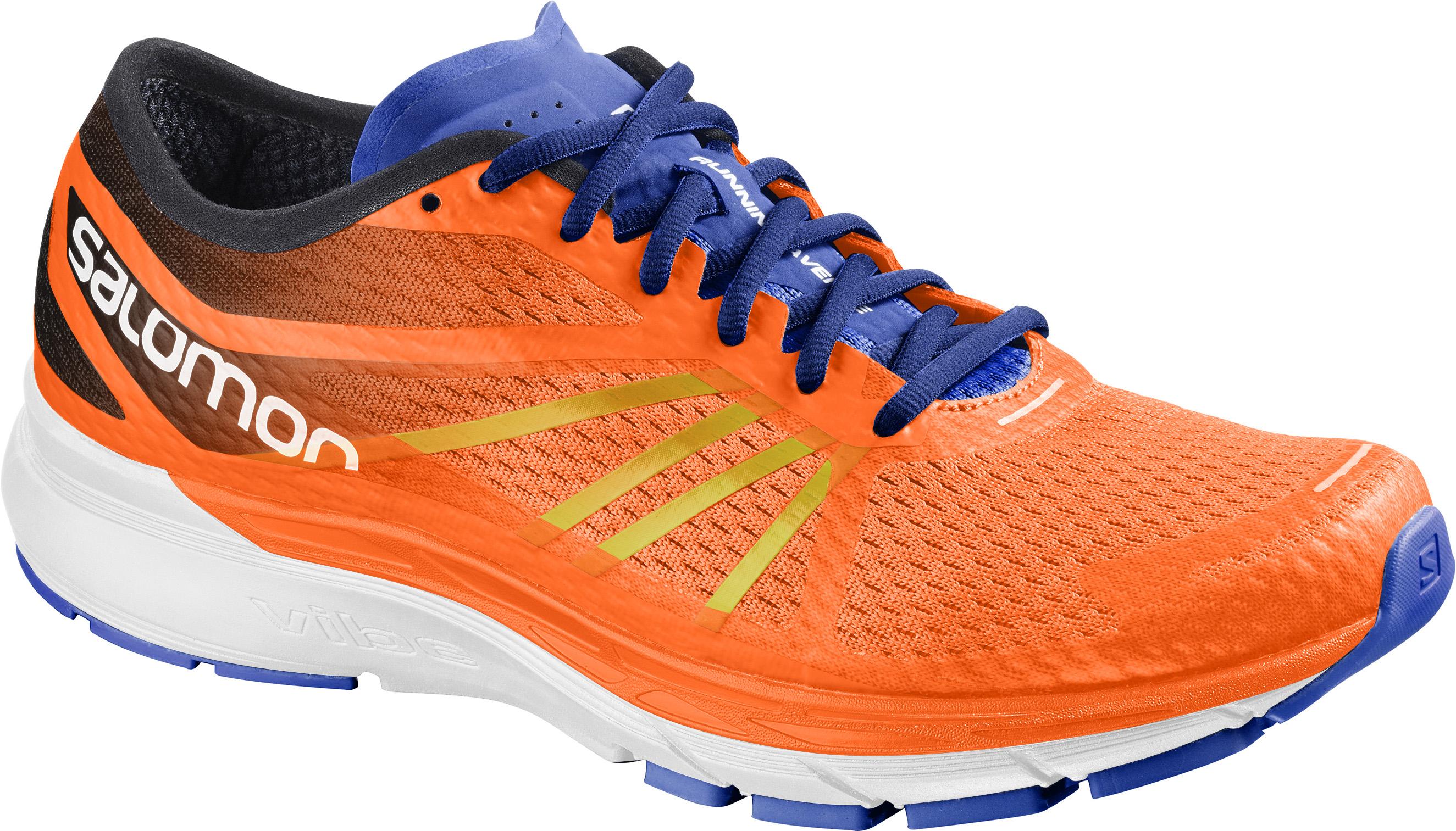 Salomon SONIC RA PRO, muške tenisice za trčanje, narančasta