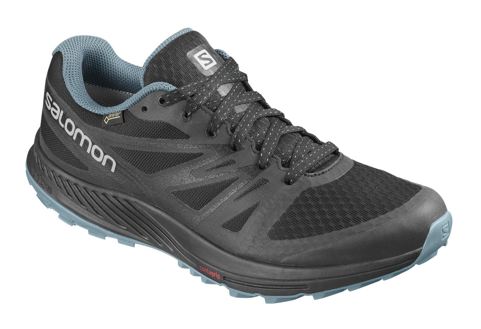 Salomon SENSE ESCAPE GTX® NOCTURNE, muške tenisice za trčanje, plava