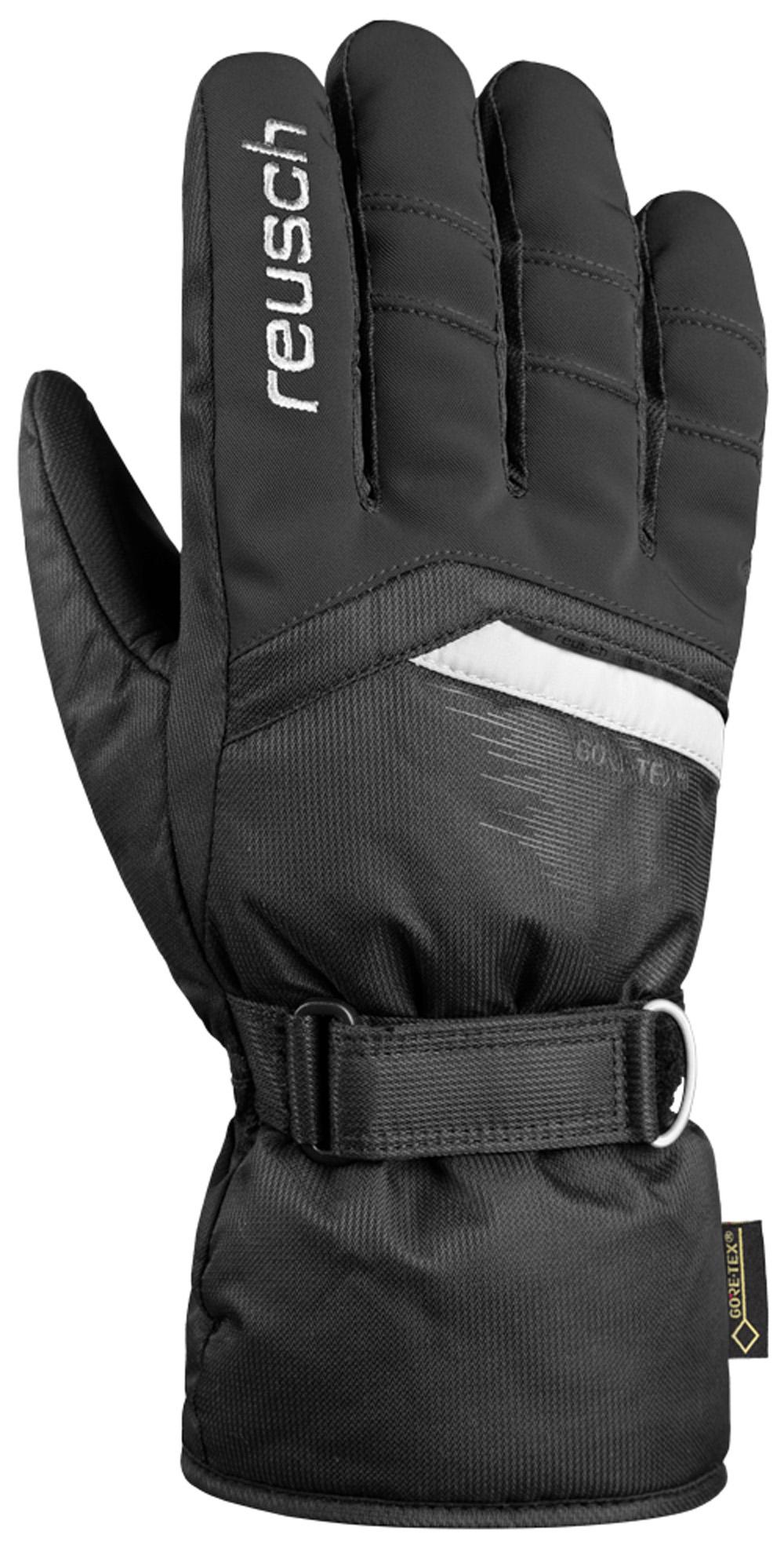 Reusch BOLT GTX®, muške skijaške rukavice, crna