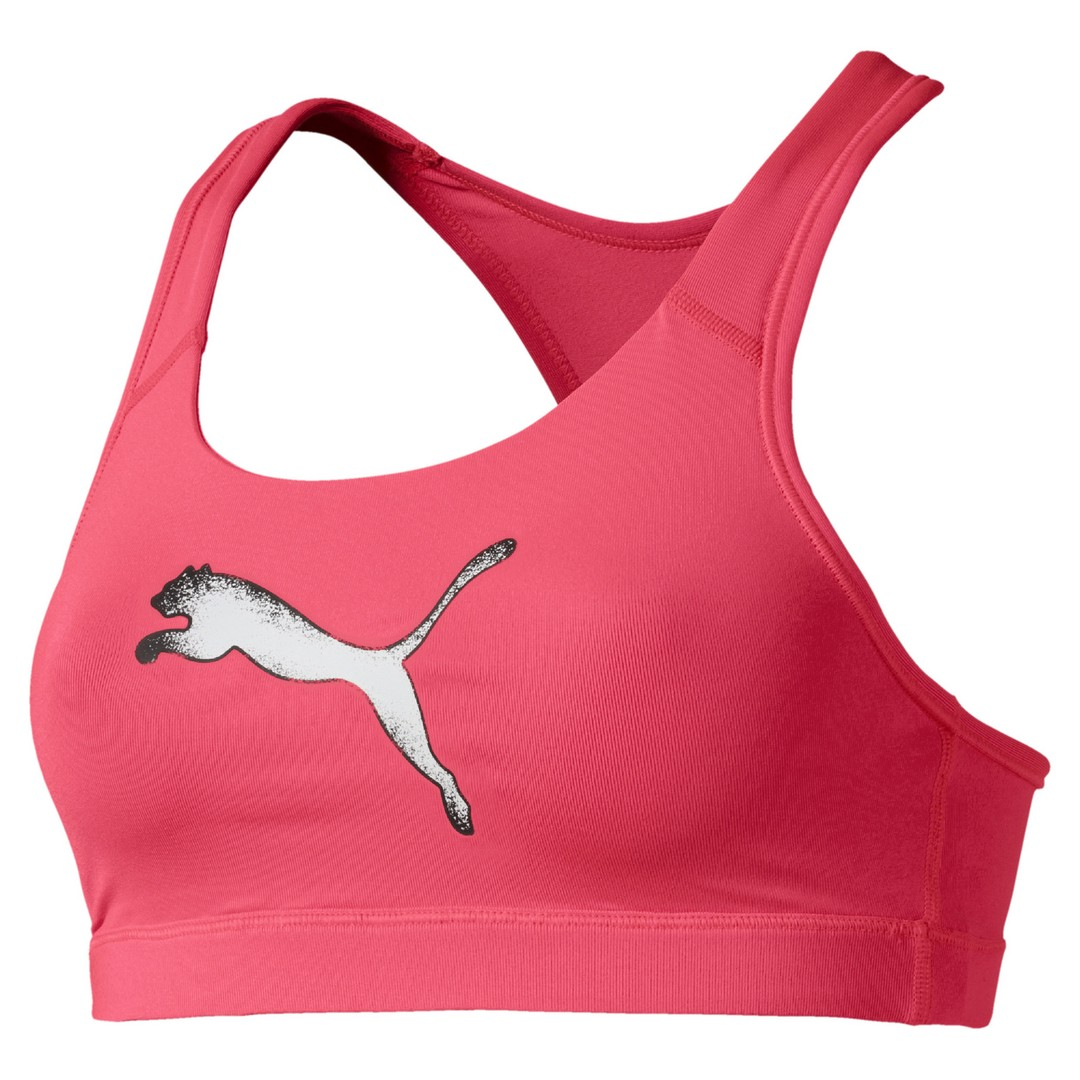 Puma 4KEEPS BRA M, ženski sportski top, roza