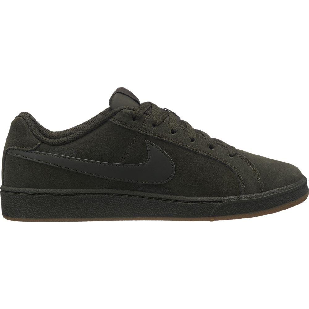 Nike NIKE COURT ROYALE SUEDE, muške tenisice za slobodno vrijeme, zelena