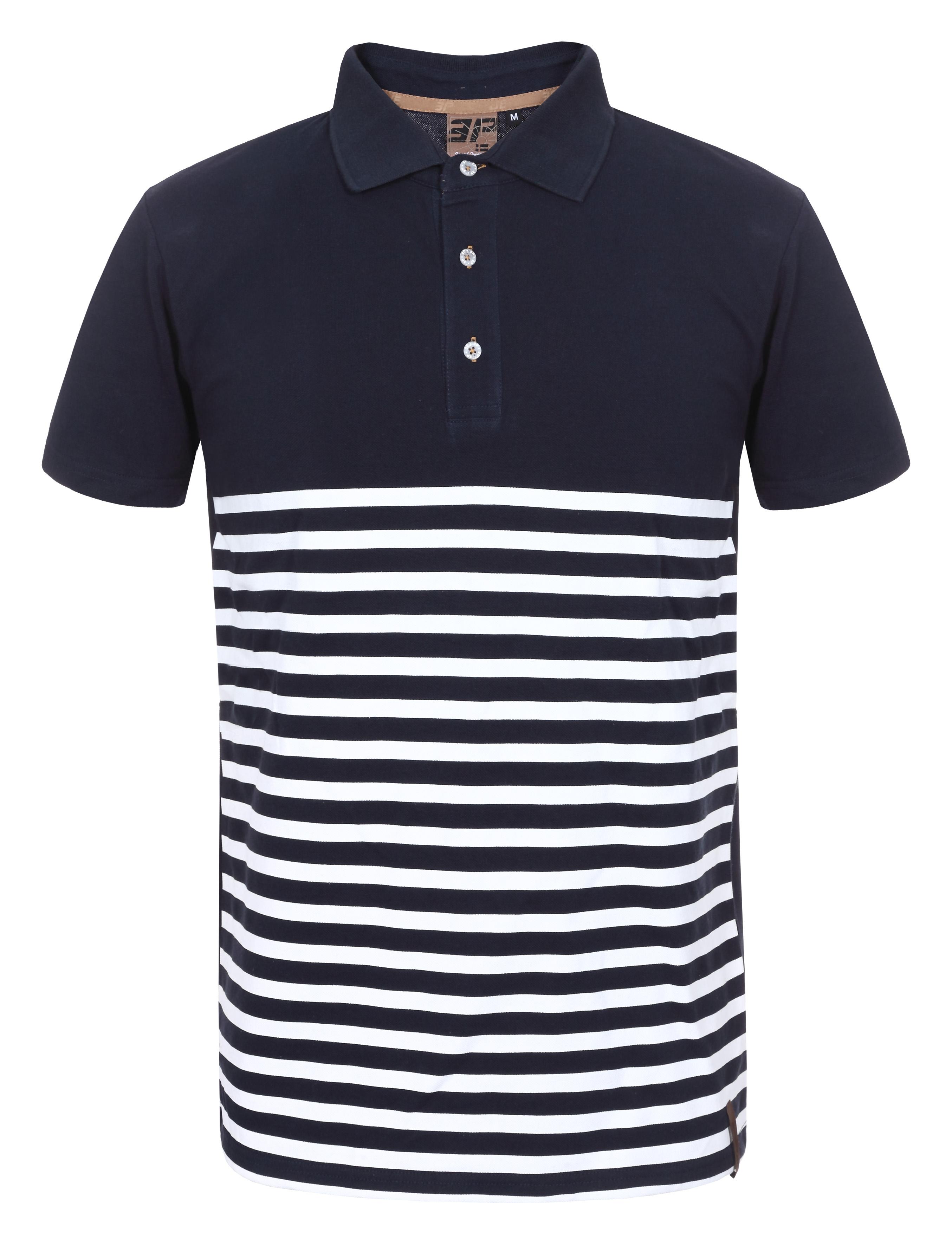 Icepeak LUKE, muška polo majica za planinarenje, plava