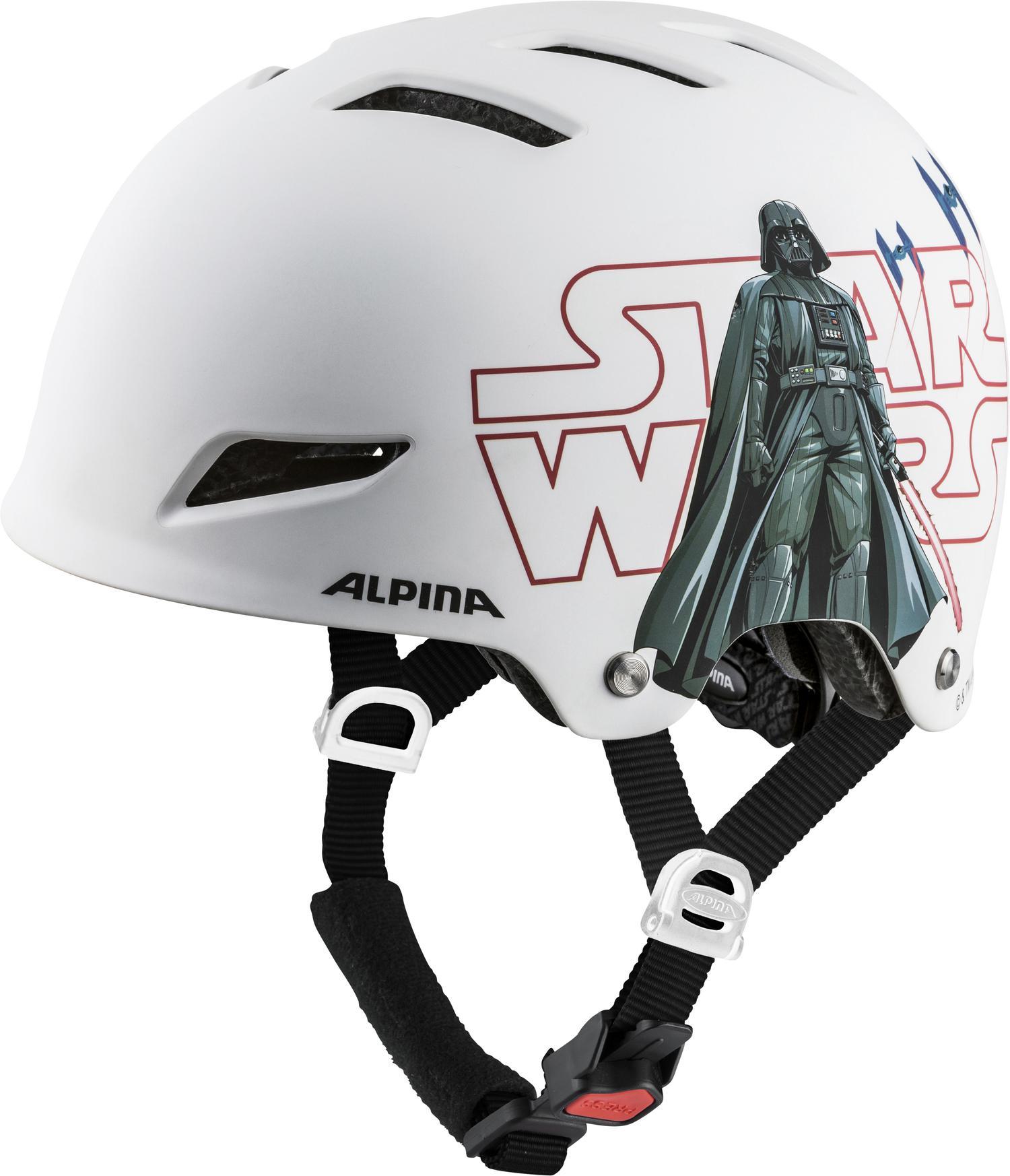 Alpina ALPINA PARK JR, dječja biciklistička kaciga, bijela