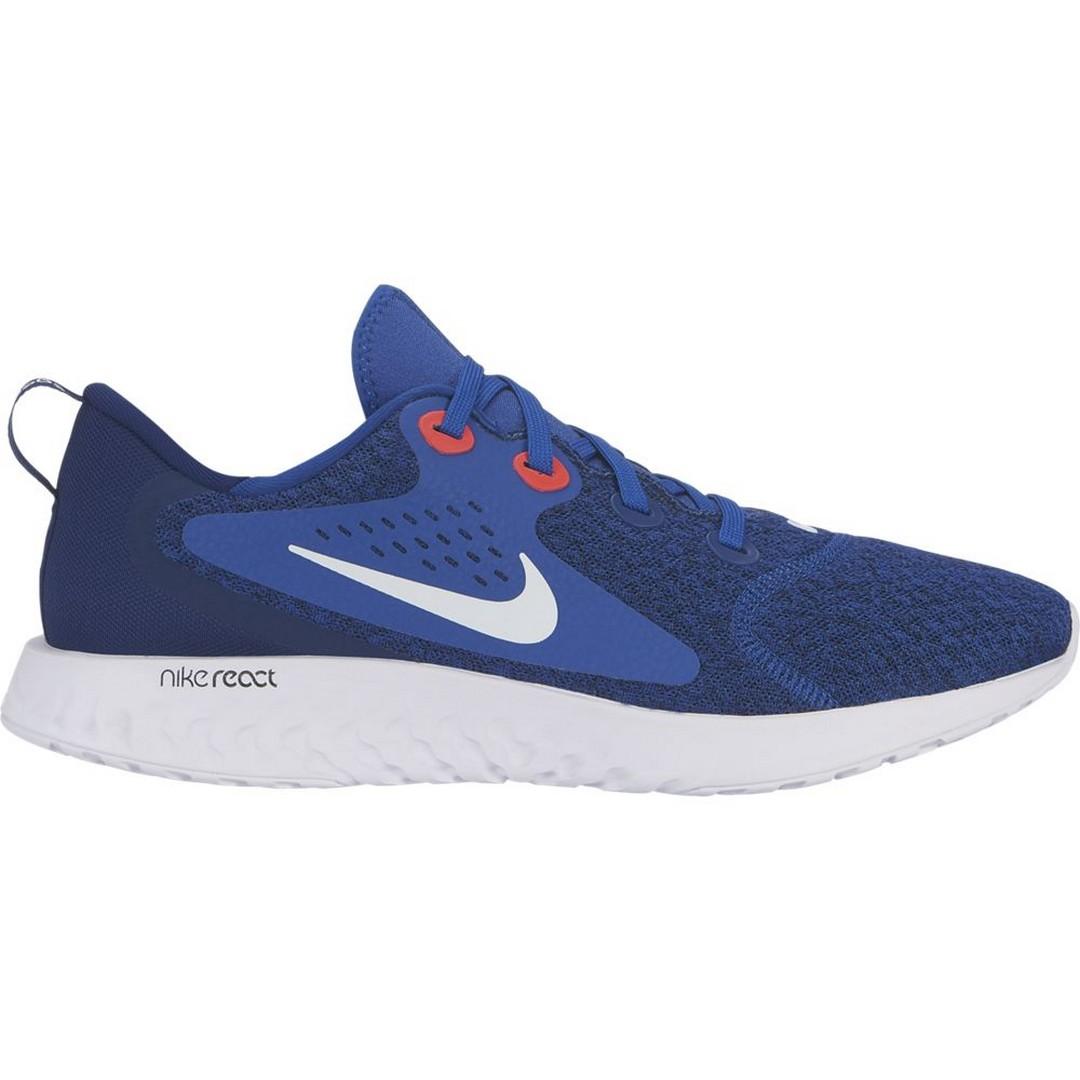 Nike NIKE LEGEND REACT, muške tenisice za trčanje, plava