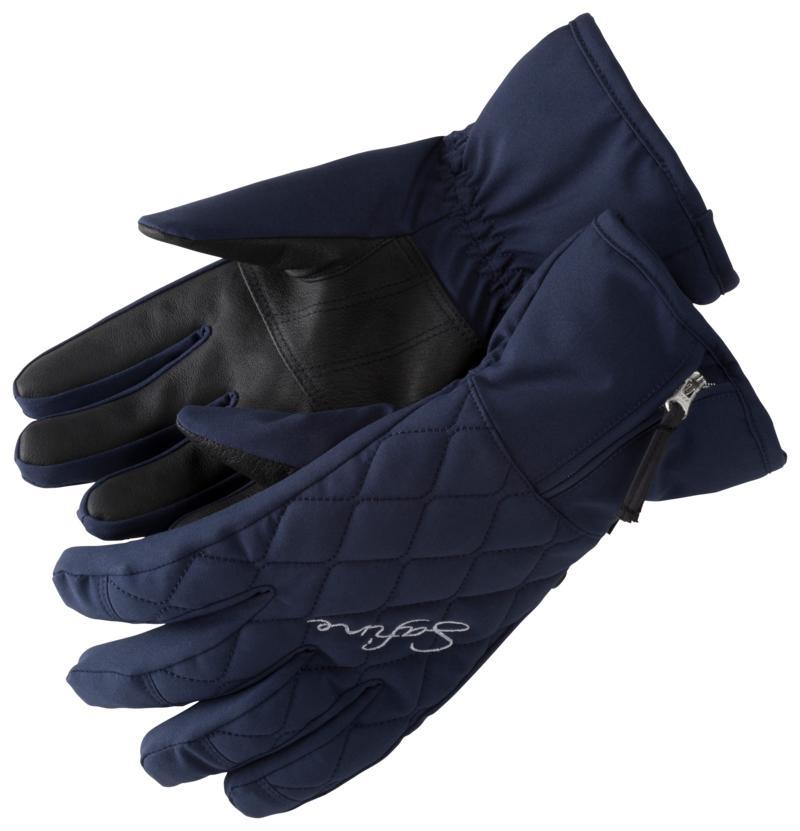 McKinley ALISON WMS, ženske skijaške rukavice, plava