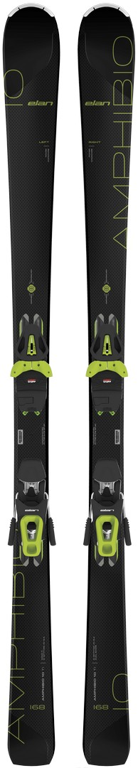 Elan AMPHIBIO 10 TI PS + EL 10.0 GW SHIFT, set skije