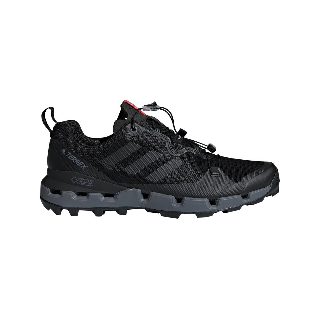 adidas TERREX FAST GTX-SURROUND, cipele za planinarenje, crna