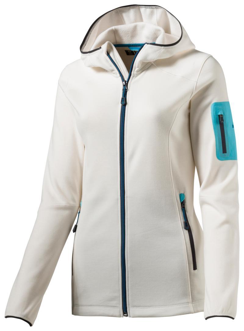 McKinley BATLOW WMS, ženska majica za planinarenje, bijela