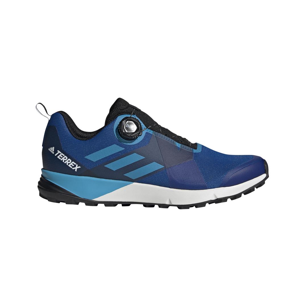 adidas TERREX TWO BOA, muške tenisice za trčanje, plava