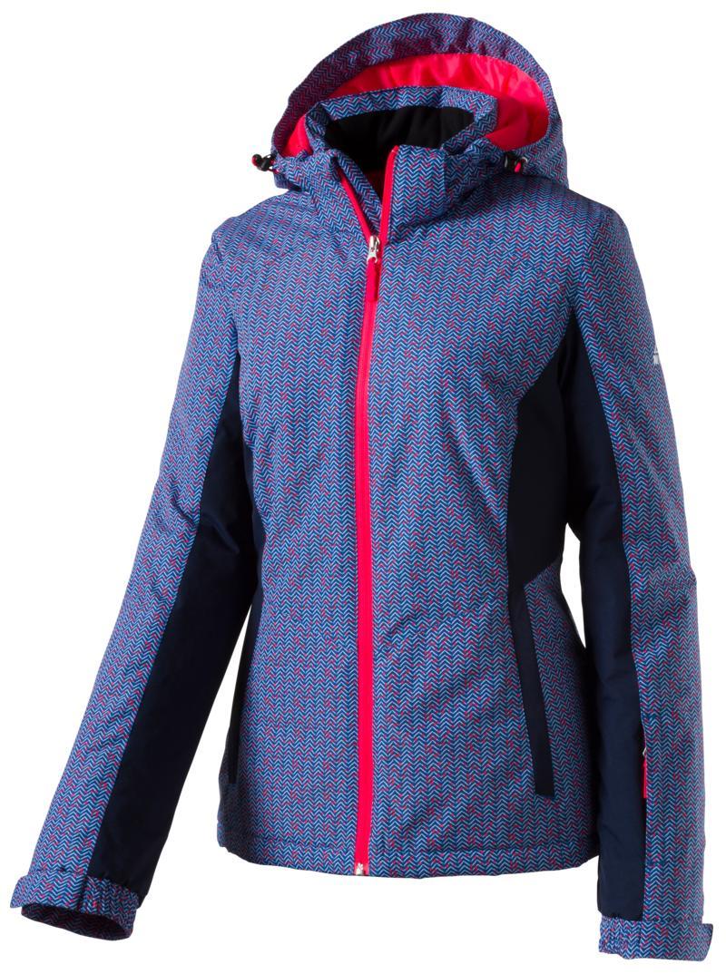 McKinley BEA WMS, ženska skijaška jakna, plava