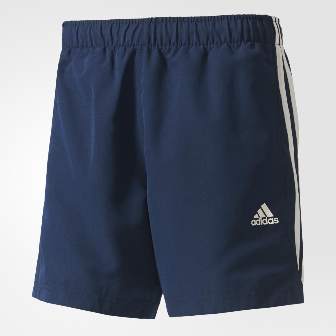 adidas ESS 3S CHELSEA, muške hlače, plava