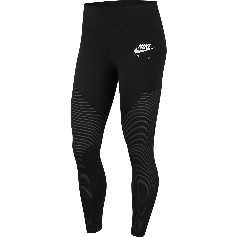 Nike W NK AIR 7_8 TIGHT, ženske tajice za trčanje, crna