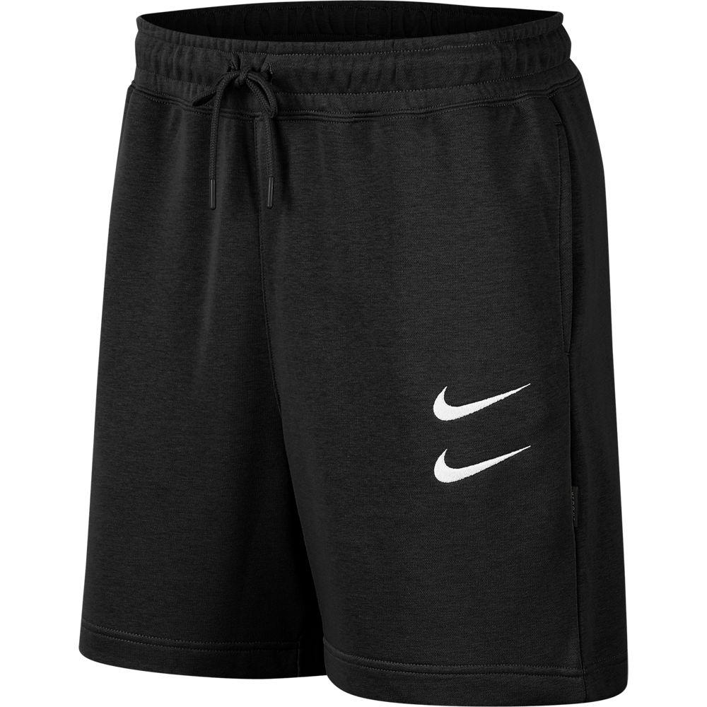 Nike M NSW SWOOSH SHORT FT, muške hlače, crna