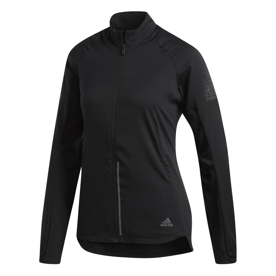 adidas SUPERNOVA JKT, ženska jakna za trčanje, crna