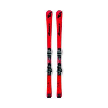 Nordica SPITFIRE CA R FDT + TP2 COMP10, set skije, crvena