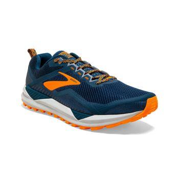 Brooks CASCADIA 14, muške tenisice za trčanje, plava