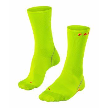 Falke BC IMPULSE REFLECT, muške čarape za biciklizam, zelena