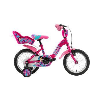 Genesis PRINCESSA 14, dječji bicikl, roza