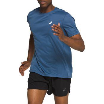 Asics KATAKANA SS TOP, muška majica za trčanje, plava