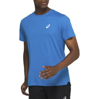 Asics CORE SS TOP, muška majica za trčanje, plava