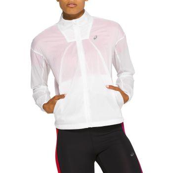 Asics TOKYO JACKET, ženska jakna za trčanje, bijela