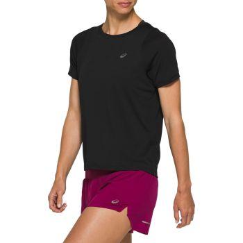 Asics TOKYO SS TOP, ženska majica za trčanje, crna