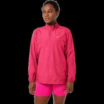 Asics CORE JACKET, ženska jakna za trčanje, roza