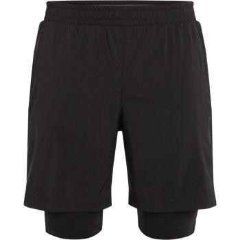 Energetics FRIEDO I UX, muške fitnes hlače, crna
