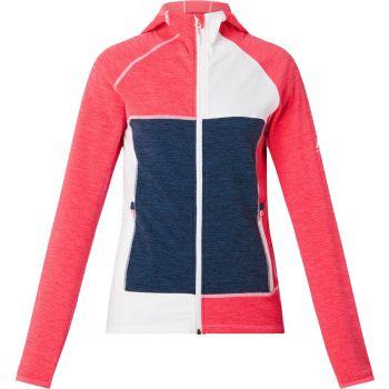 McKinley MONTINA HD WMS, ženska majica za planinarenje, bijela