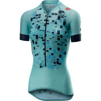 Castelli CLIMBERS, ženska majica za biciklizma, plava