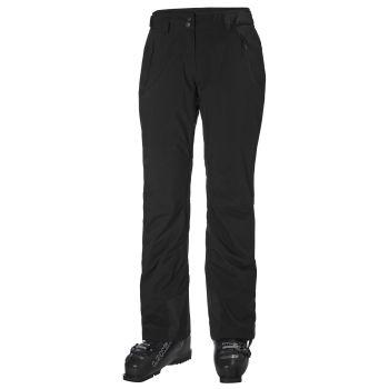 Helly Hansen W LEGENDARY INSULATED PANT, ženske skijaške hlače, crna