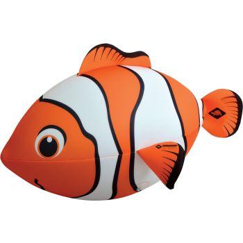 Schildkroet NEOPRENE MAXI FISH, igračka na napuhavanje, narančasta